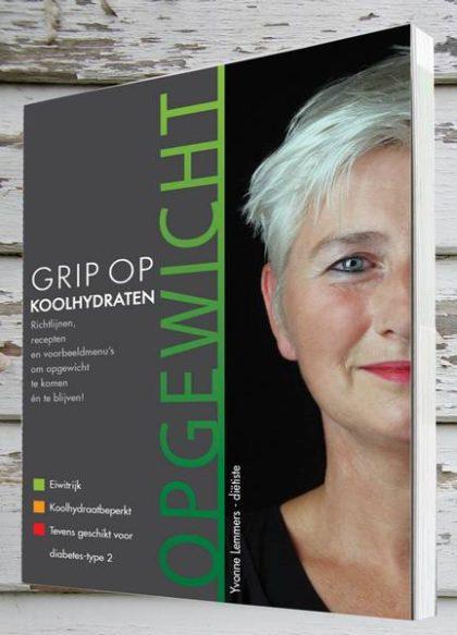 Grip op koolhydraten basisboek Opgewicht Yvonne Lemmers