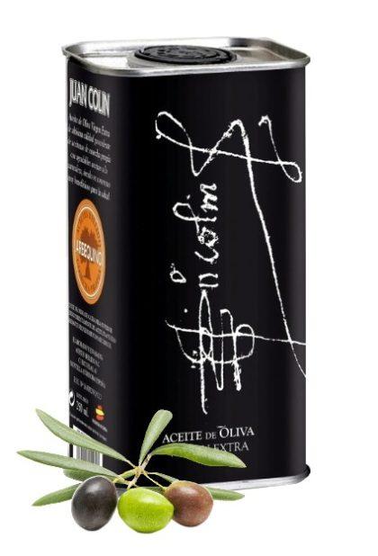 Arbequina olijfolie