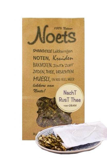 Nacht rust thee van Noets. Slaap lekker!