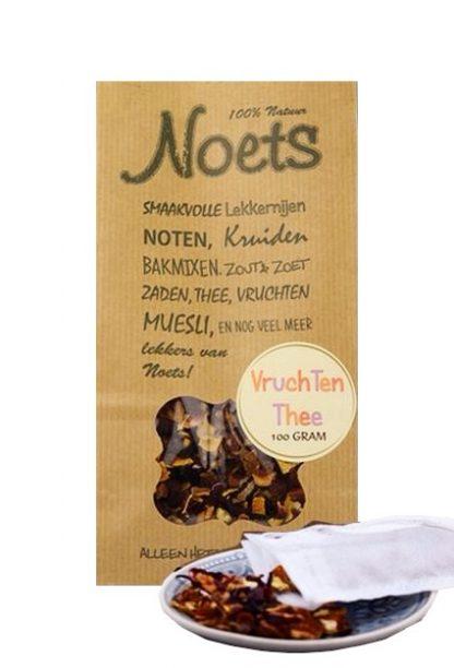 Vruchtenthee van Noets, heerlijk en natuurlijk!