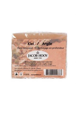 Klei zeep van Jacob Hooy bij Noets.